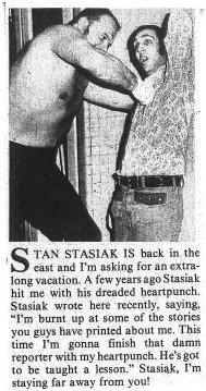 Stan The Man Stasiak
