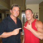 Shawn Stasiak And Rob Van Dam